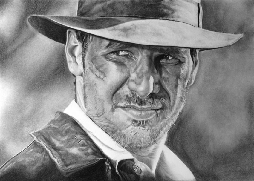 Harrison Ford by kael51